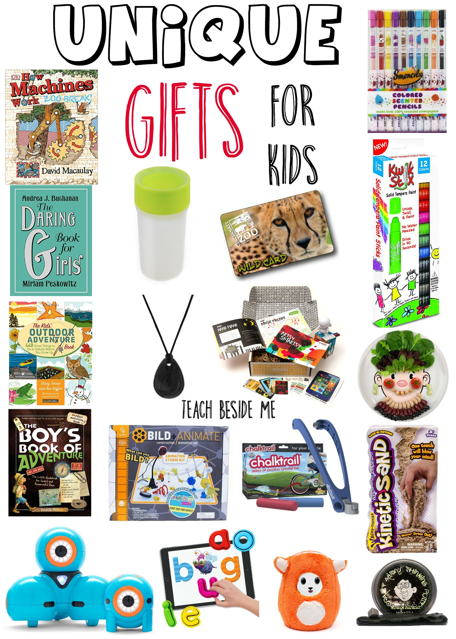 Unique Gifts for Kids - Teach Beside Me
