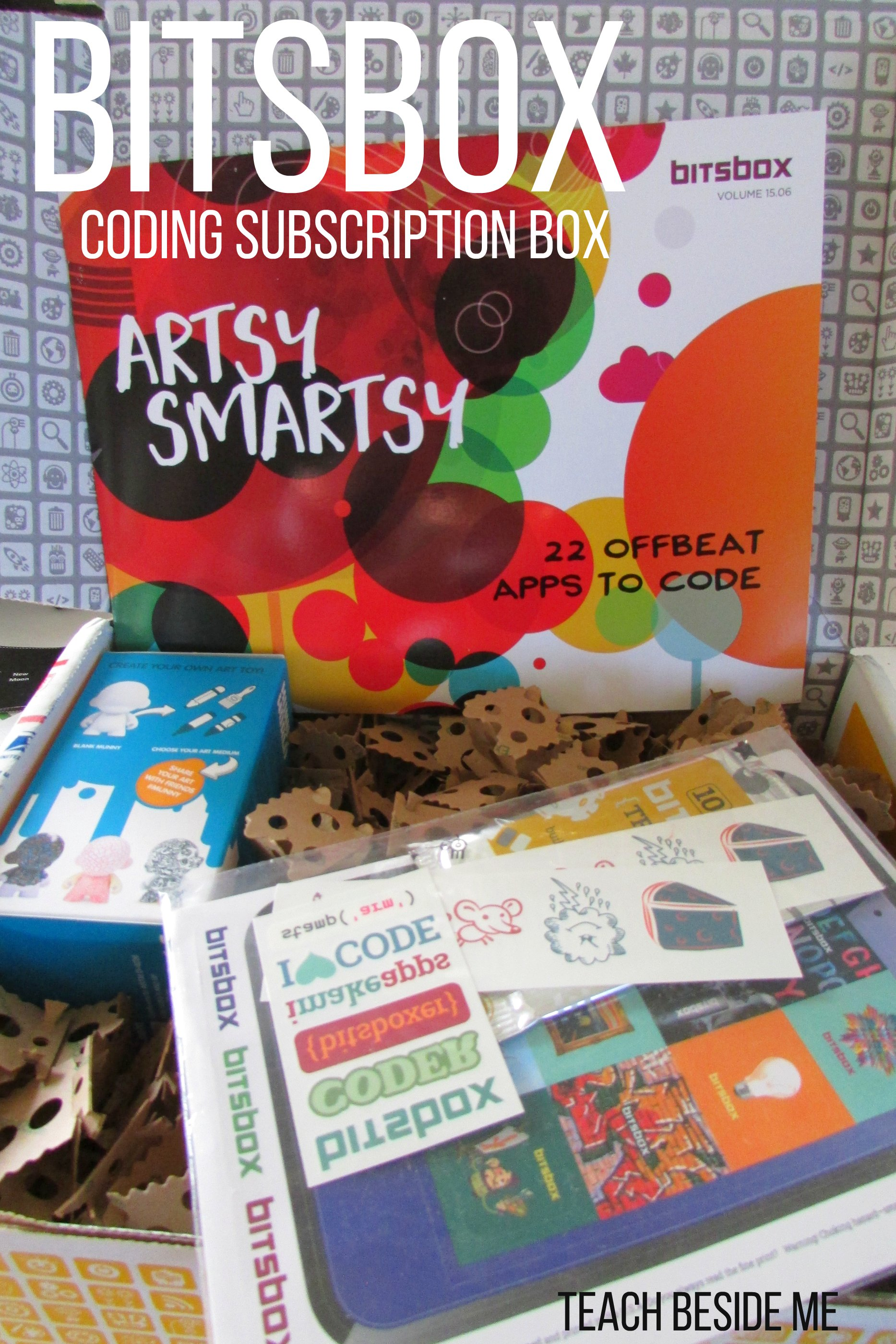 bitsbox- conding subscription box for kids