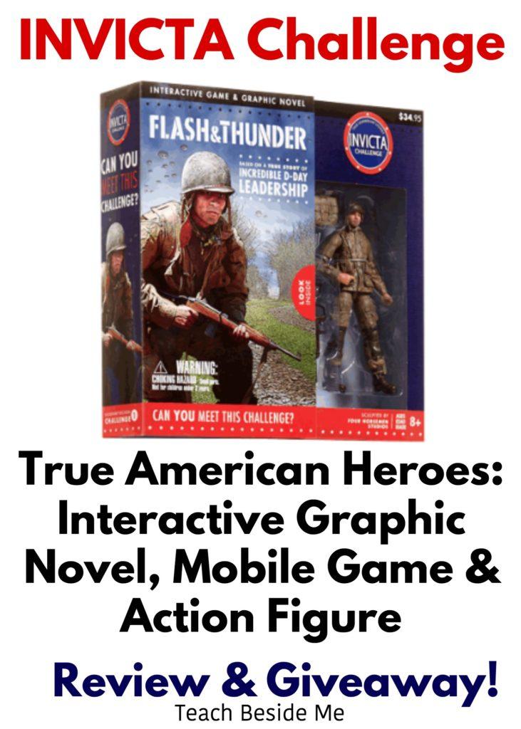 INVICTA Challenge- American History Heroes