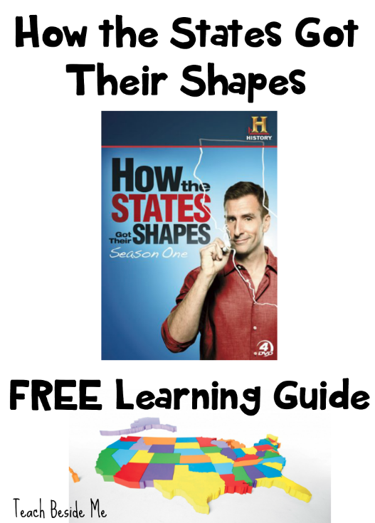 How the States Got their shapes learning guide
