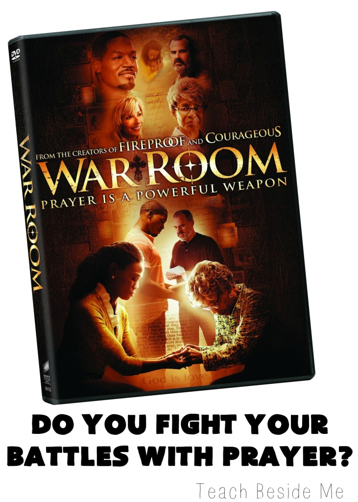 The War Room Movie Giveaway