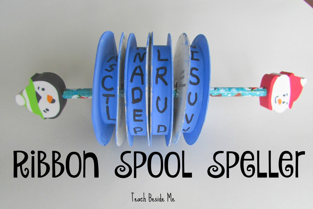 Ribbon Spool Speller