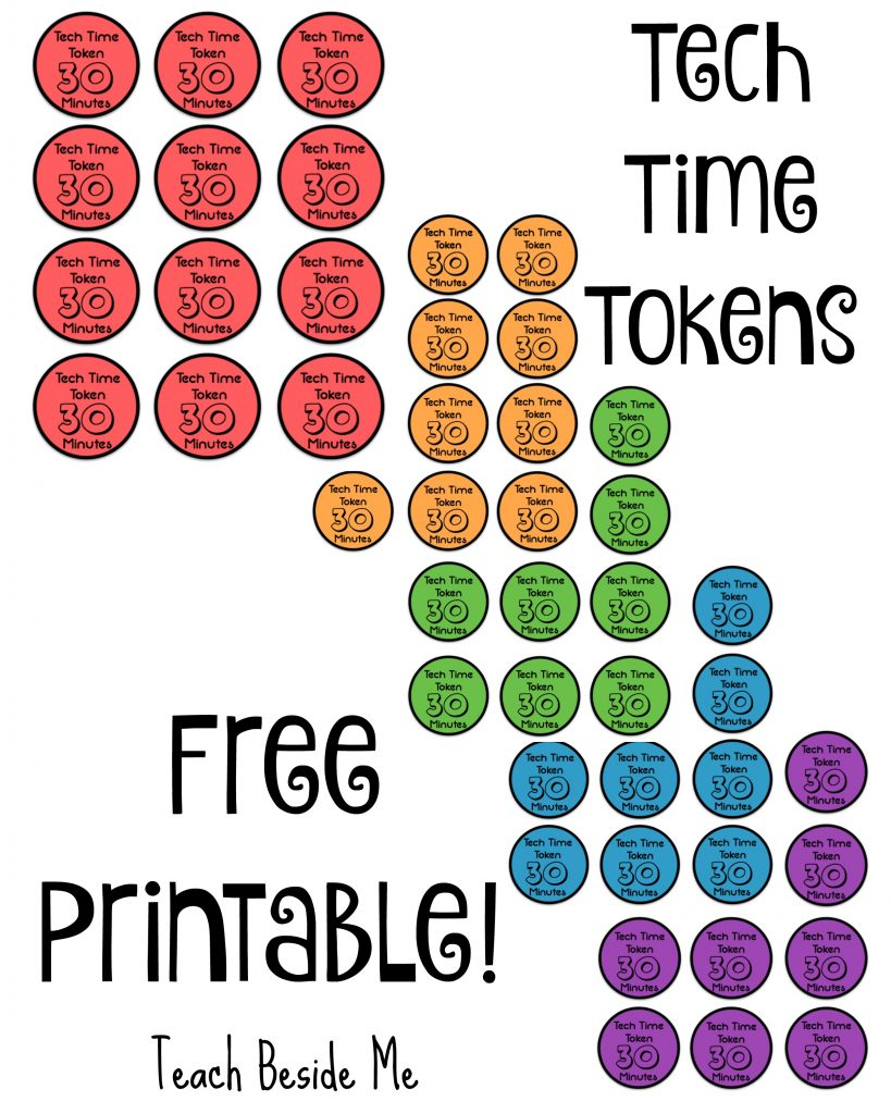 Tech Time Tokens