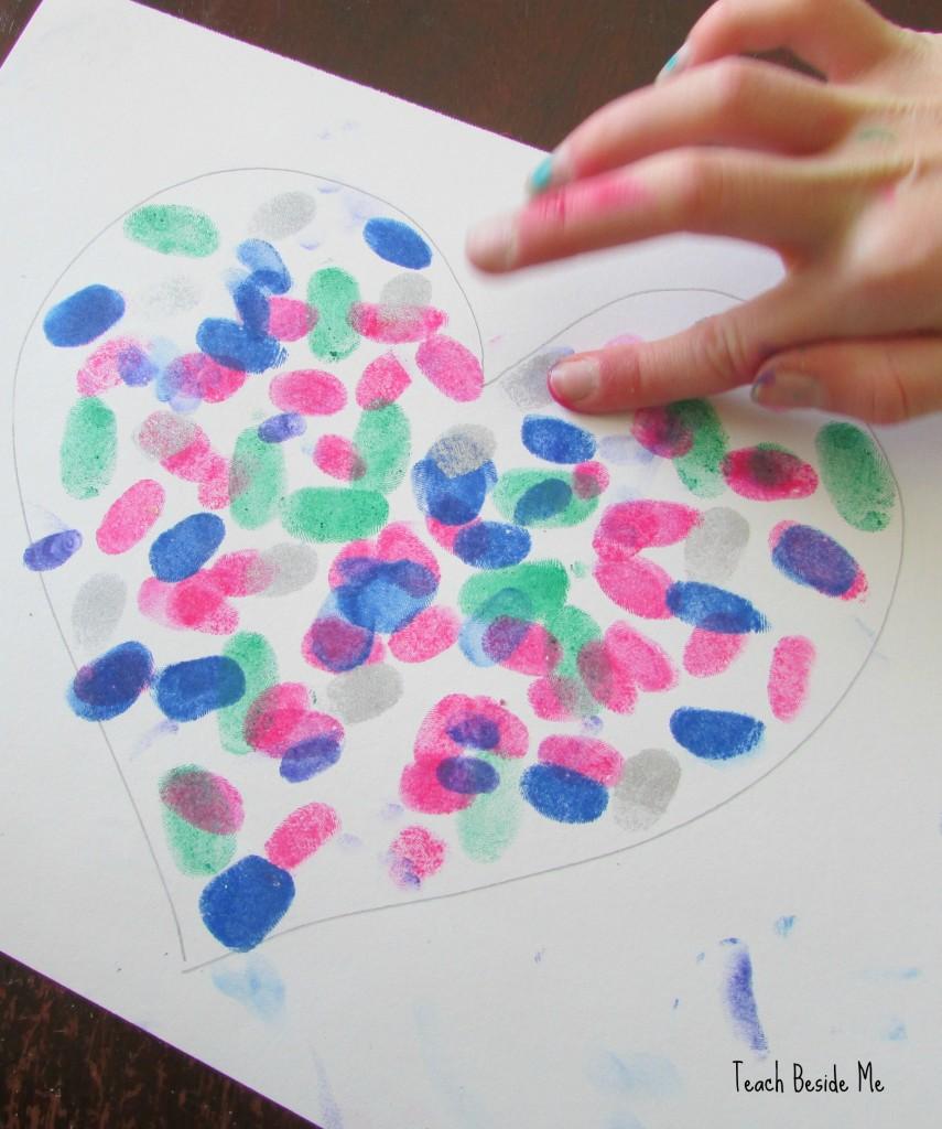 fingerprint family valentine