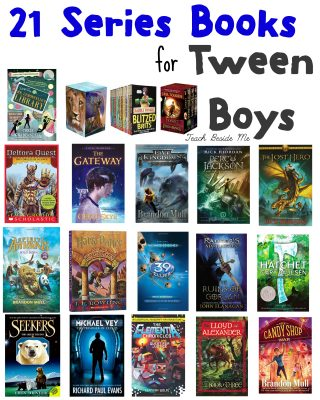 Books for Tween Boys