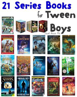 Books for Tween Boys