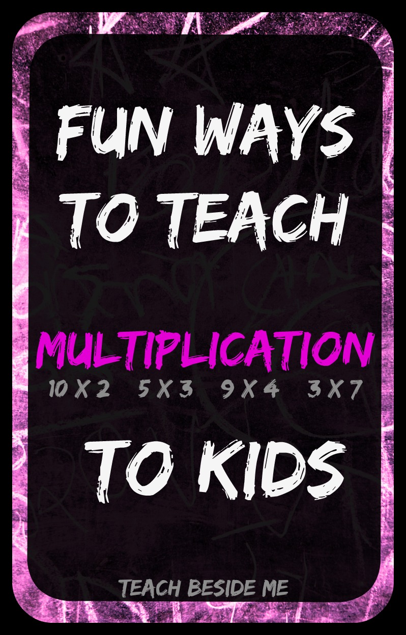 Fun Ways to Teach Multiplication to Kids