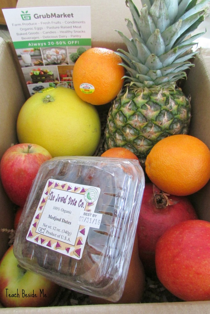 Grub Market Produce Box- With Giveaway