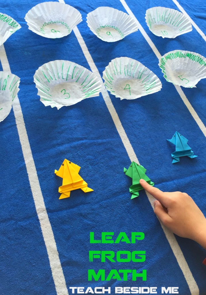 Leap Frog Math for Leap Year