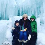 Winter Family Fun – Ice Castles (Giveaway!!)