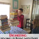 Engineering: Make Paper Hold Up Books!