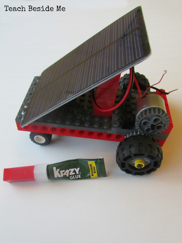 Solar Ed Lego Car From Teach Beside Me