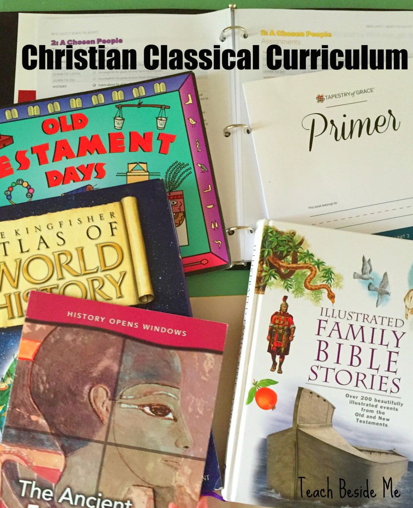 Christian Classical Curriculum