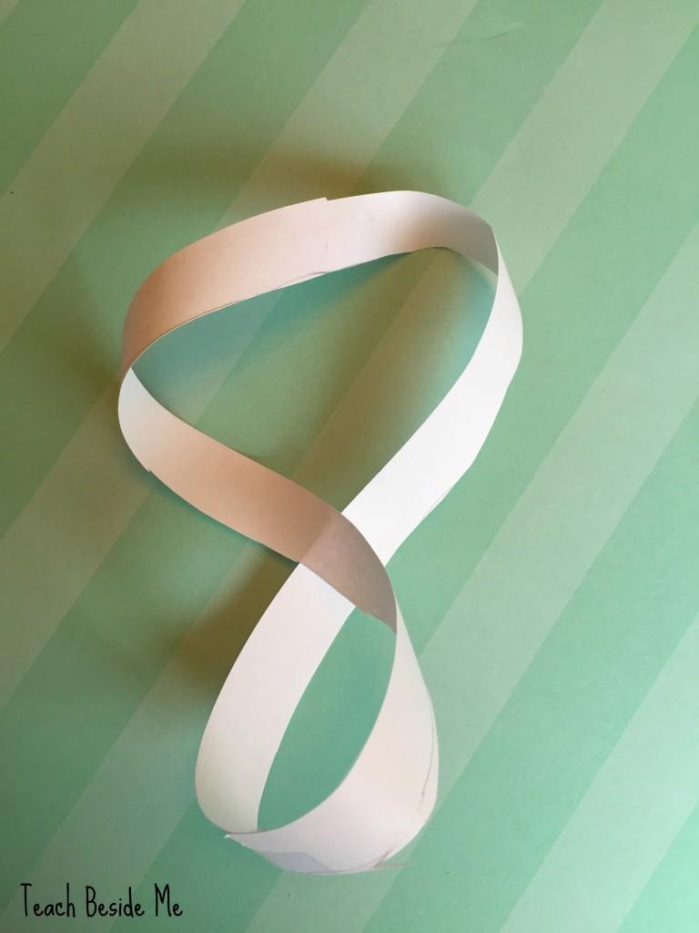 Paper trick- Mobius Strip