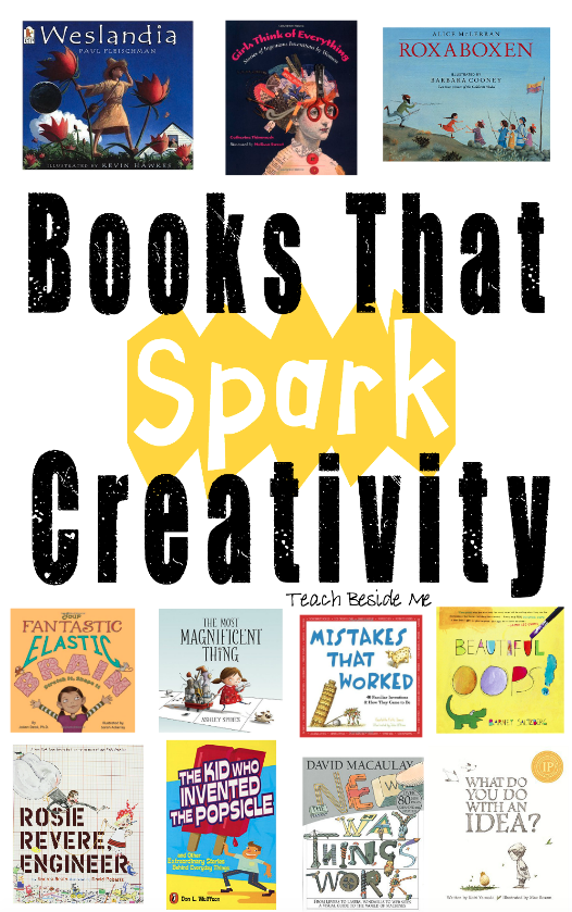 Early Learning Books That Spark Creativity
