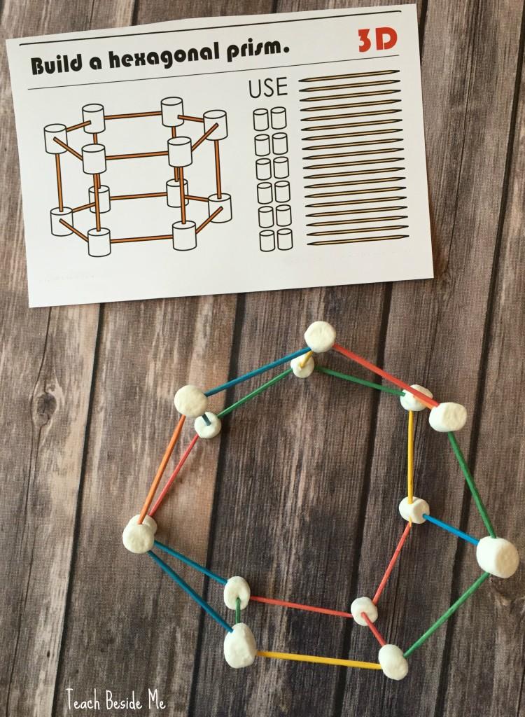 building geometric shapes