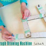 Homemade Pantograph Drawing Machine
