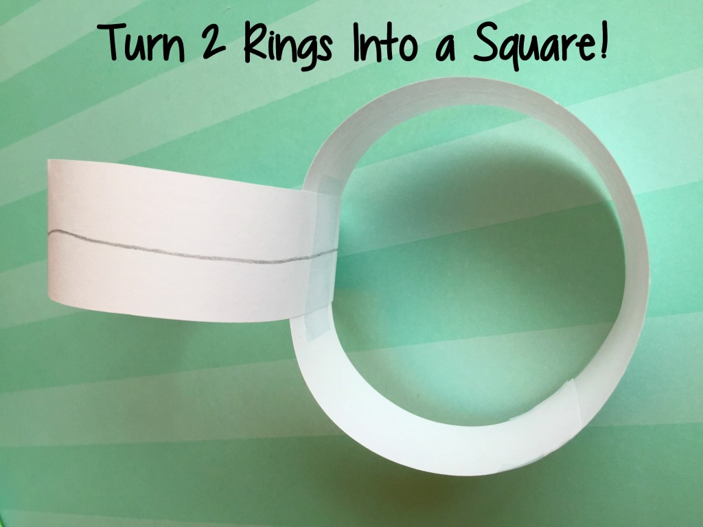 rings into square
