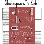 Teaching Shakespeare to Kids