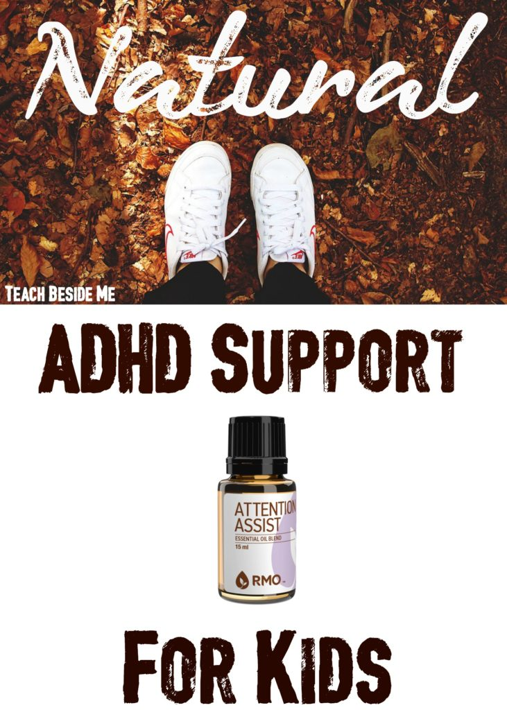 Natural ADHD Support for Kids