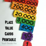 $ Printable Place Value Cards