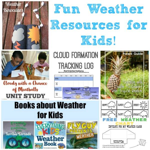 Weather Learning Resources