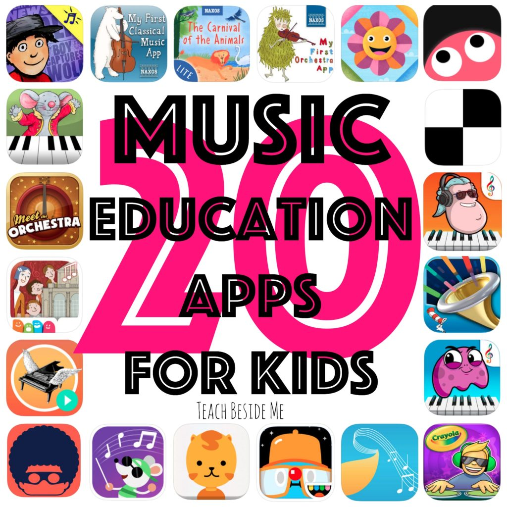 20 Educational Music Apps for Kids