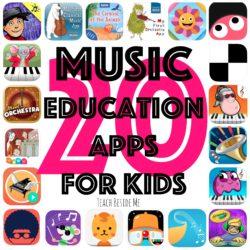 20 Music Apps for Kids