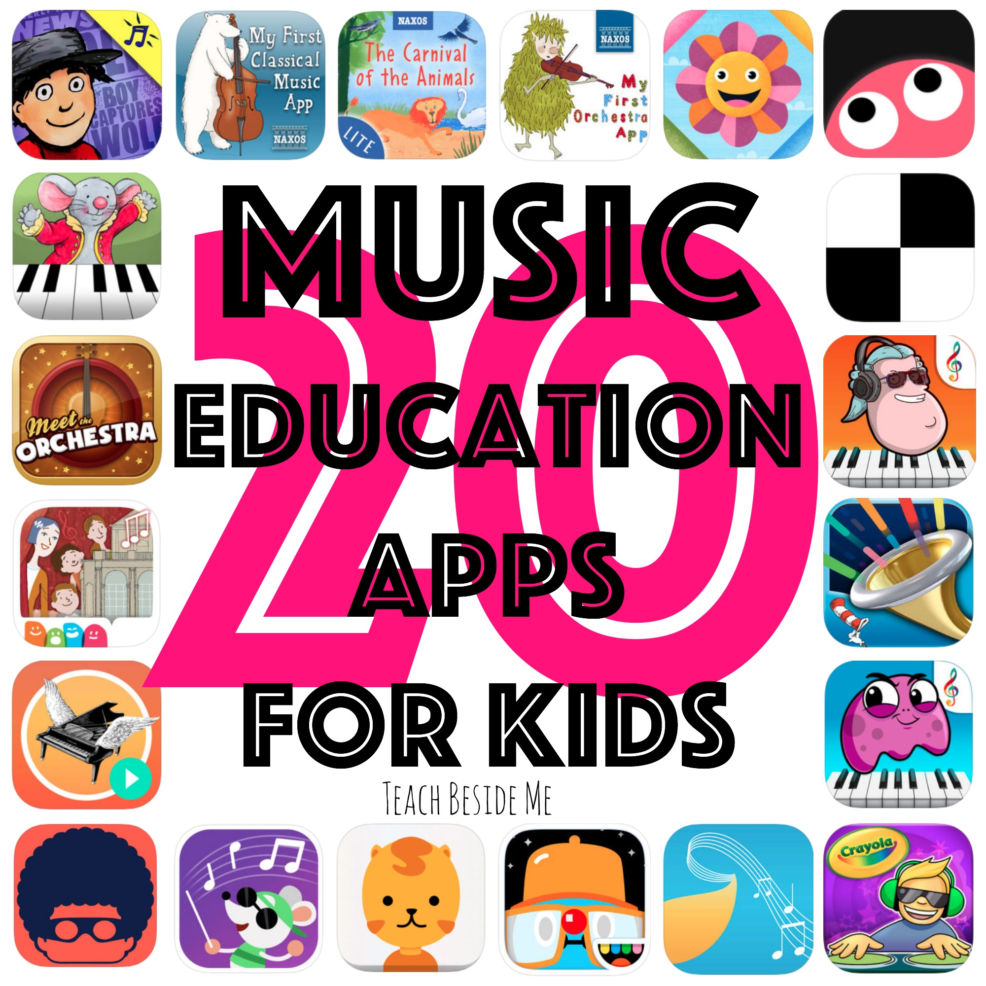 20 Music Apps for Kids