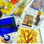 Exploring Patterns With Gustav Klimt