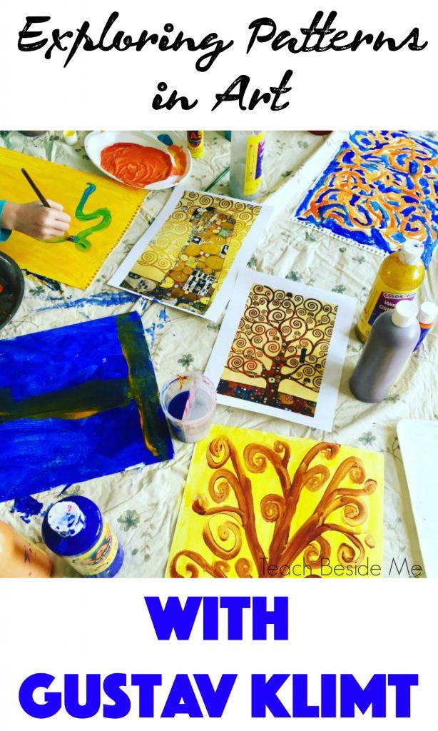 Exploring Patterns in Art with Gustav Klimt