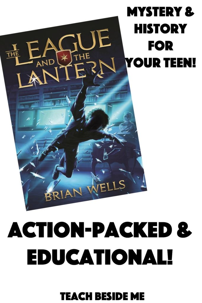 League and the lantern book