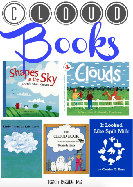 Cloud Books for kids