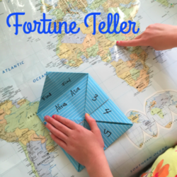 Continent Fortune Teller