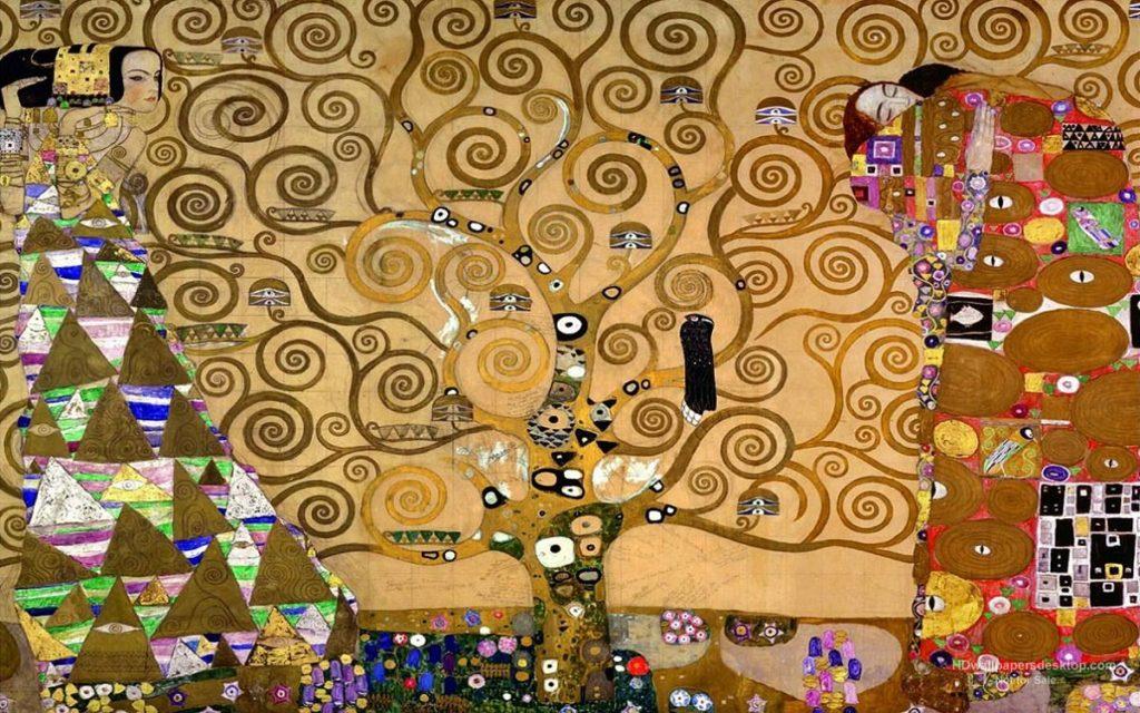The-Tree-Of-Life- Gustav-Klimt