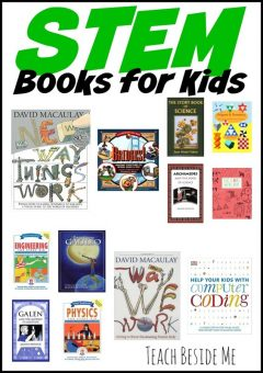 STEM Books for Kids
