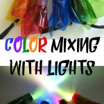 Color Mixing With Light