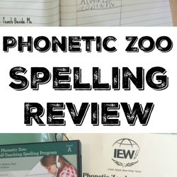 Phonetic Zoo Spelling Review (Giveaway)