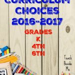 Organizing & Planning Homeschool Curriculum (2016 Picks!)