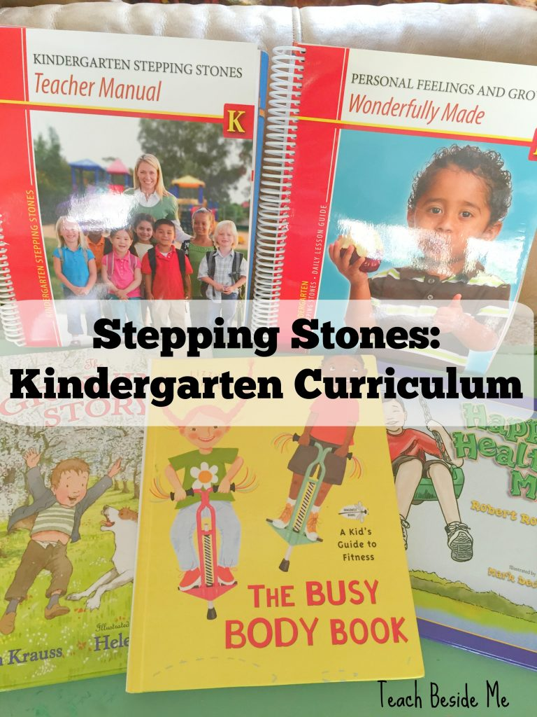 Homeschool Kindergarten Curriculum