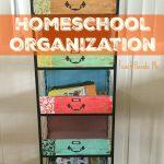 Organizing & Planning Homeschool Curriculum (2016 Picks!)