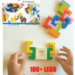 LEGO Tessellation Puzzle (Plus 100 Other Ways to Learn with LEGO!)