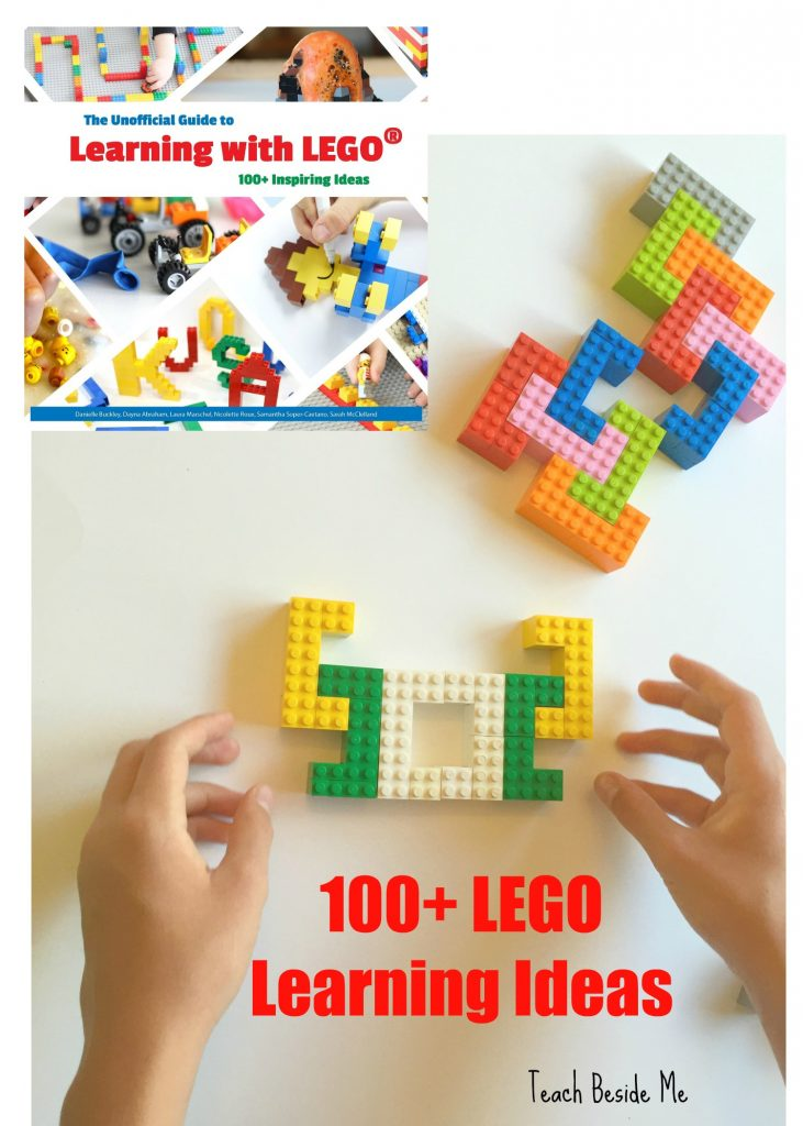 Lego Learning Ideas- Lego Tesselation Puzzle