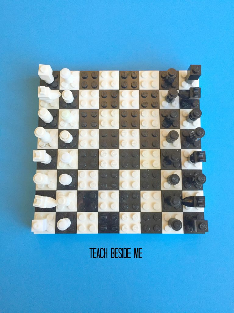 Make a Lego Chess Set