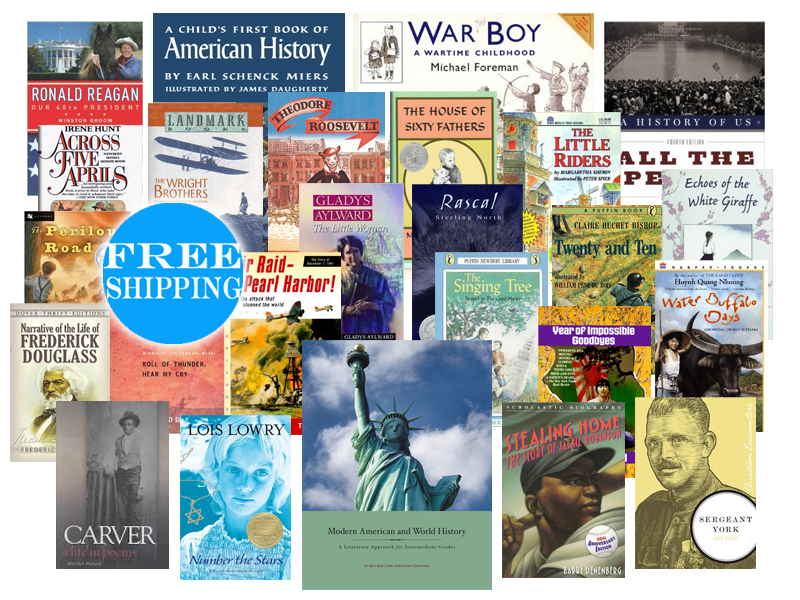 Modern American and World History - Beautiful Feet Books