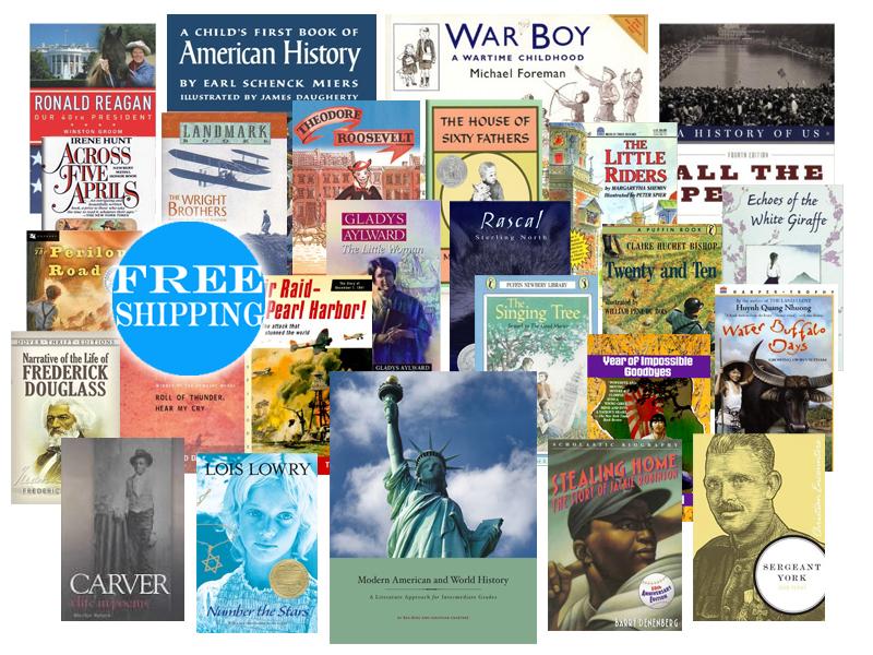 Modern American and World History - Beautiful Feet Books