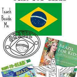 Read Around the World: Brazil Unit