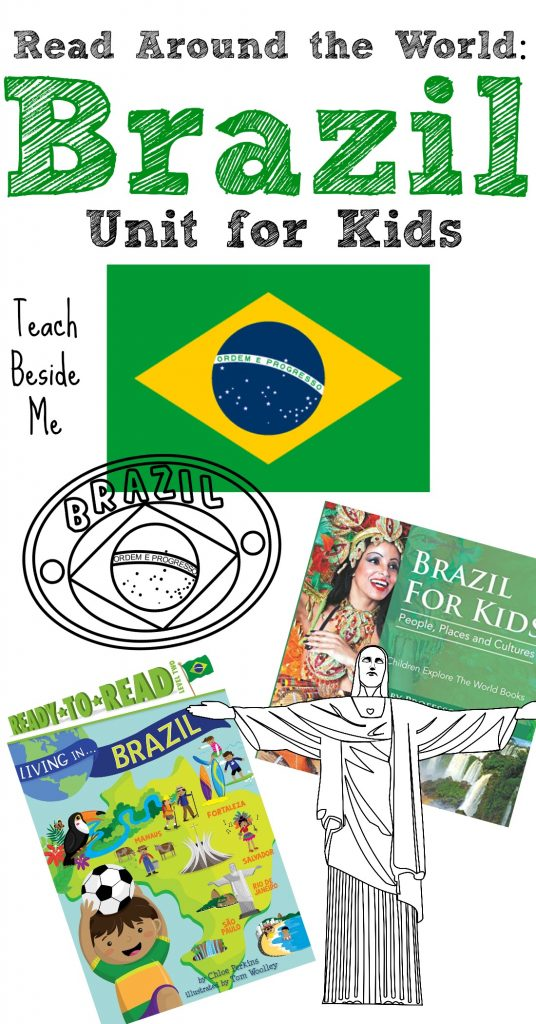 Read Around the World Brazil Unit for Kids