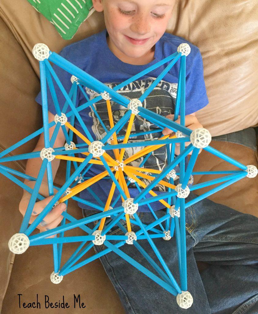 Stem building toys- Zometools