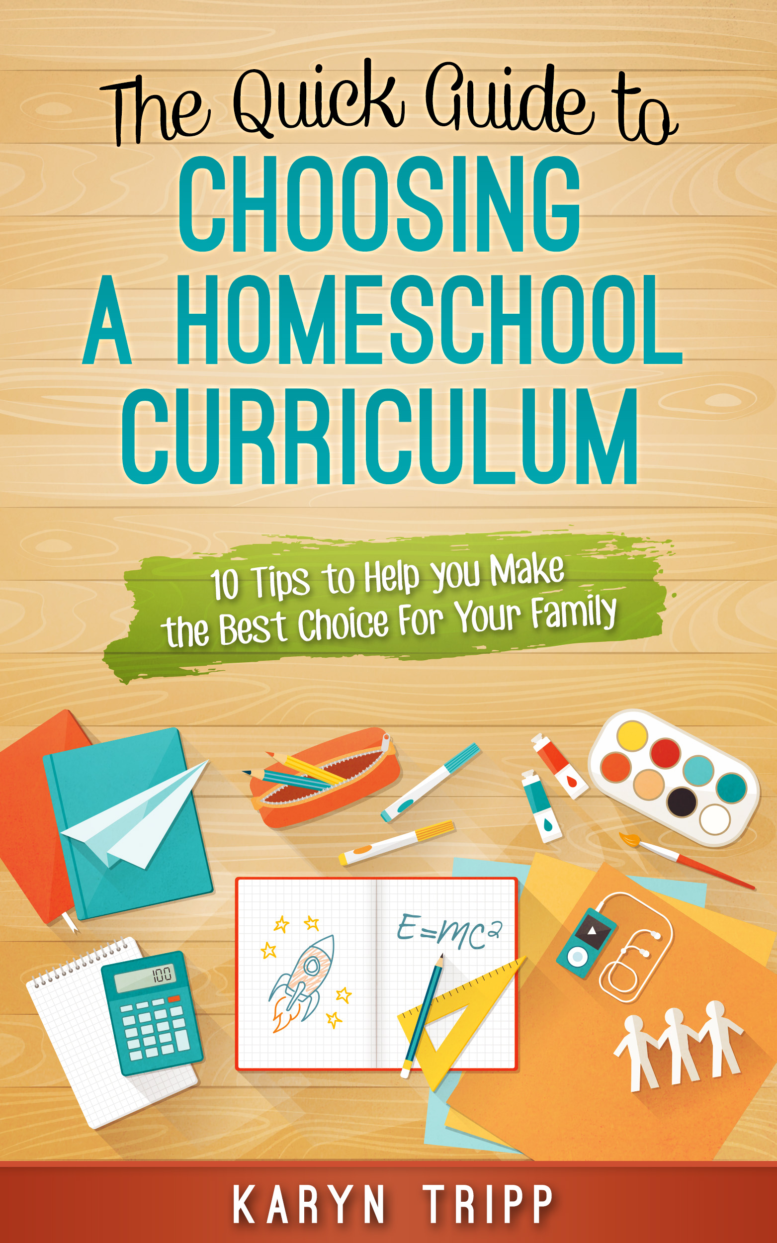 The Quick Guide to Choosing a Homeschool Curriculum